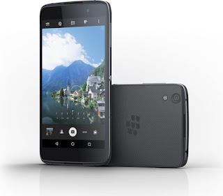 blackberry DTEK50 bautizado como el mas seguro del mundo