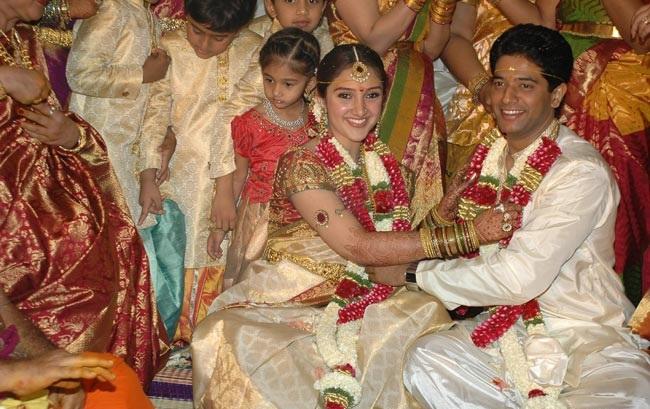 Sridevi Vijayakumar And Rahul