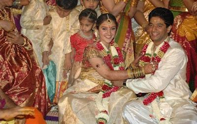 Sridevi Vijaykumar and Rahul wedding photos1
