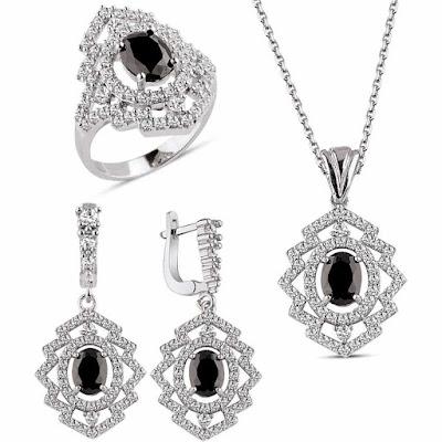 Latest Silver jewelry 2015