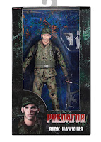 SDCC 2018 NECA Predator 30th Anniversary Hawkins 7inch Scale Action Figure