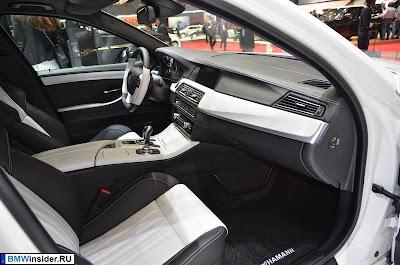 Версия BMW M5 F10 - Mi5Sion - от Hamann