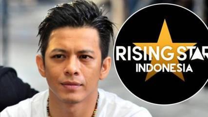 Ariel Noah Jadi Juri Terganteng Rising Star Indonesia 2016