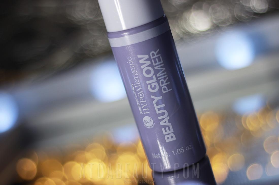 Bell HYPOAllergenic Beauty Glow Primer - Hypoalergiczna baza rozświetlająco-upiększająca pod makijaż