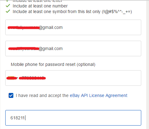 Ebay Api Step By Step Process To Get Auth Token Tharsan S Blog
