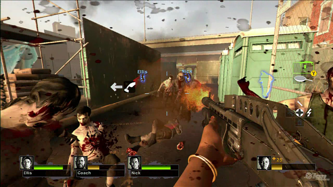 Free Downloaded Gamez: Left 4 Dead 2 Xbox 360 Game Free Download