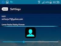 Update BBM Transparan + Dual BBM V2.13.0.26 apk untuk Android