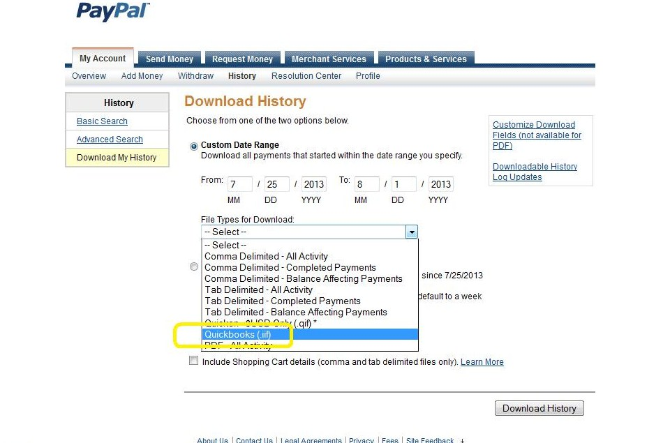 PayPal, How To Use The Account In QuickBooks | LAE Business Services