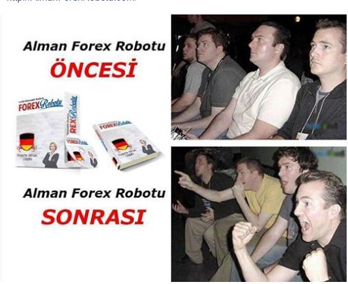 Alman forex sinyalleri yorumlar