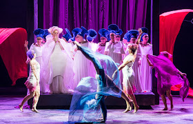 Verdi: Aida - English National Opera - Michelle DeYoung (photo Tristram Kenton)