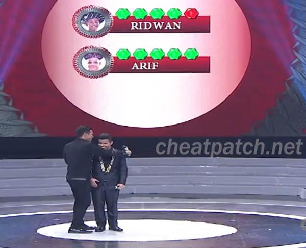 hasil yang tersenggol LIDA Liga Dangdut Indonesia Tadi Malam 27 April 2018