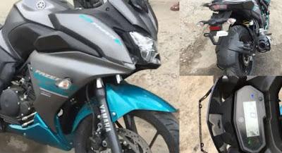 2017 Yamaha Fazer 250 (Fazer 25) all features