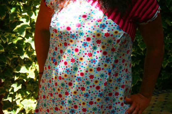 ropa lactancia colorida