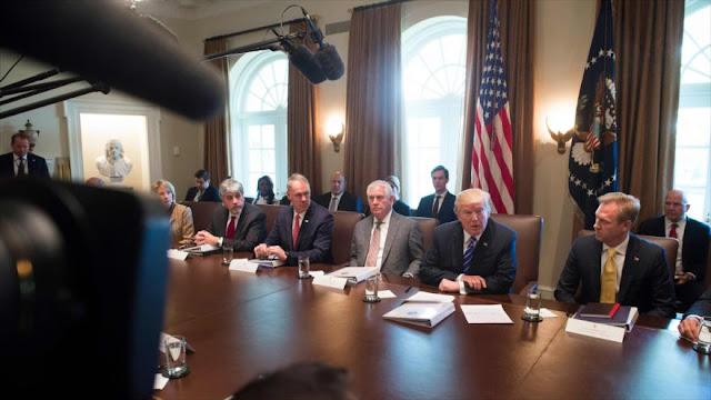 Casa Blanca pide plena implementación de veto migratorio de Trump