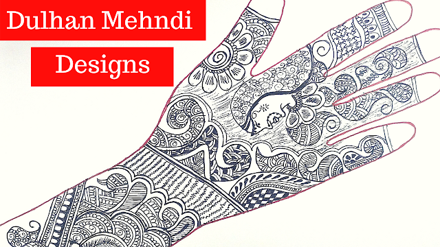 dulhan mehandi designs download