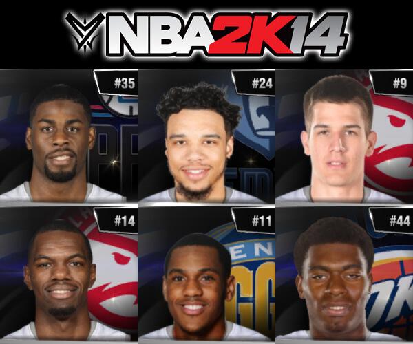 NBA 2k14 Roster update - July 23, 2017 - HoopsVilla