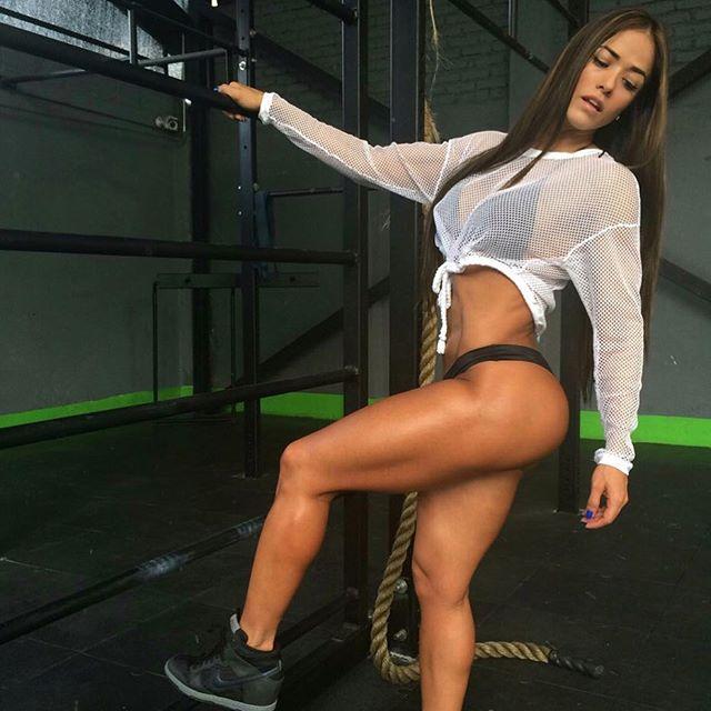 Fitness Tatiana USSA GIRARDI