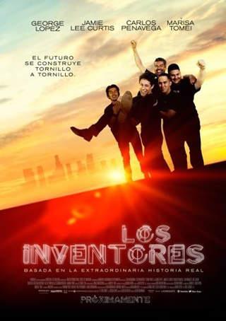 Los Inventores (2015) DVDRip Latino