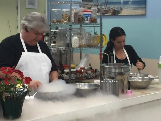 Sorveteria Private Island Ice Cream em Orlando