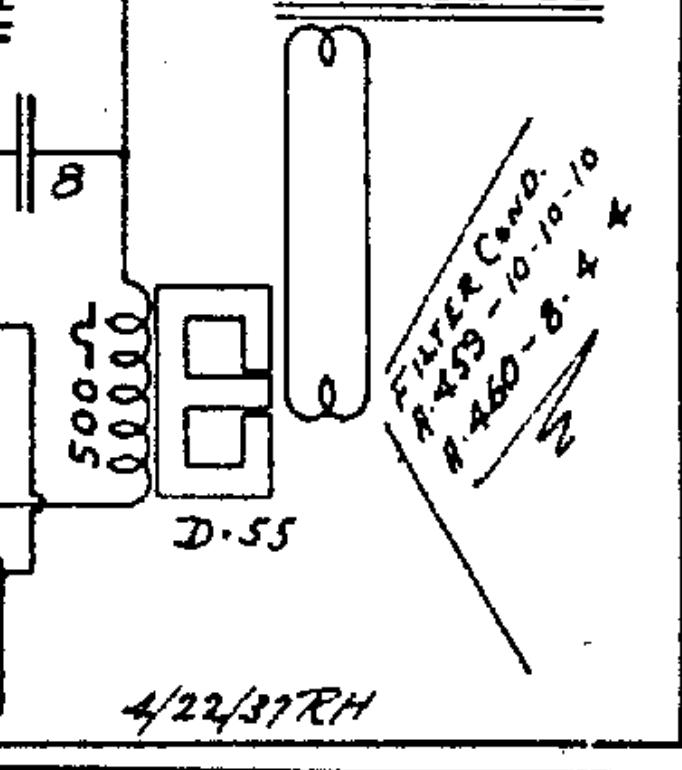 Never Stop Learning 1938 International Radio Model 735