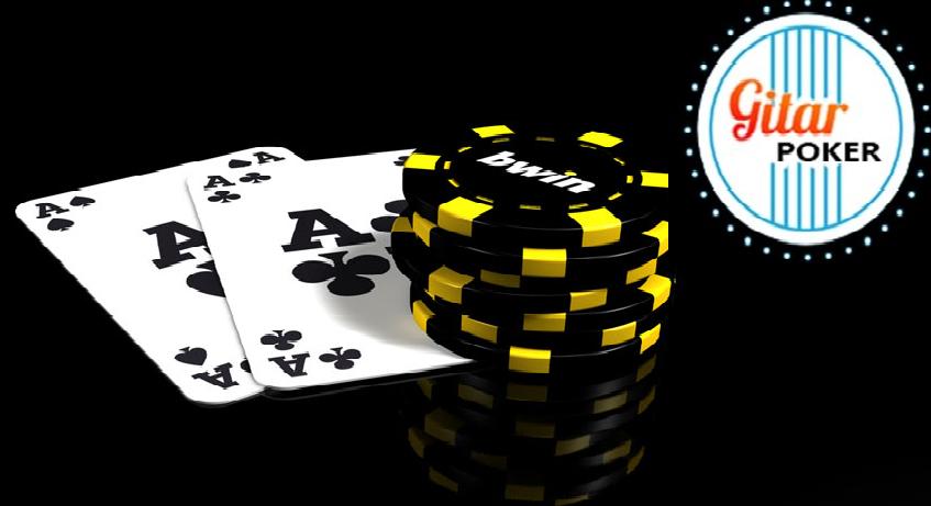 Poker Online Uang Asli Terpercaya Gitar Poker Gitar Poker Cara Dapat Bonus Referral Dan Bonus Jackpot