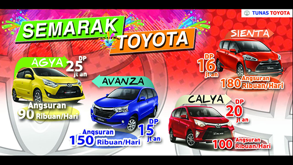 Toyota Kebayoran Lama