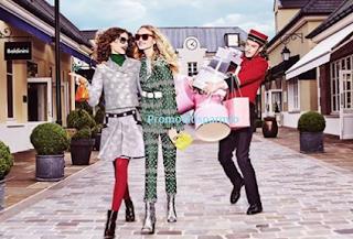 Logo Con Fidenza Village vinci gratis buoni shopping