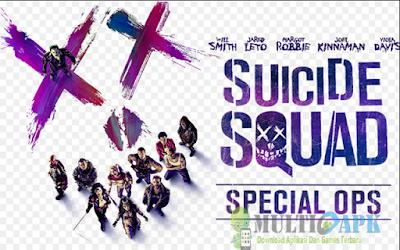 Game Suicide Squad Special Ops Versi 1.1.1 Apk Data Terbaru