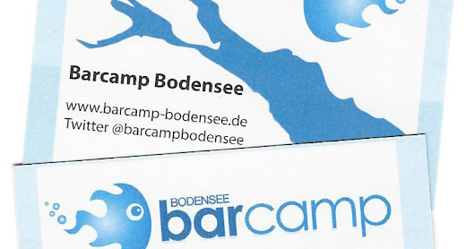 Save the Date: Barcamp Bodensee 2018 am 9 und 10, Juni 2017 #bcbs18