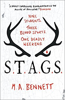 S.T.A.G.S by M.A. Bennett review