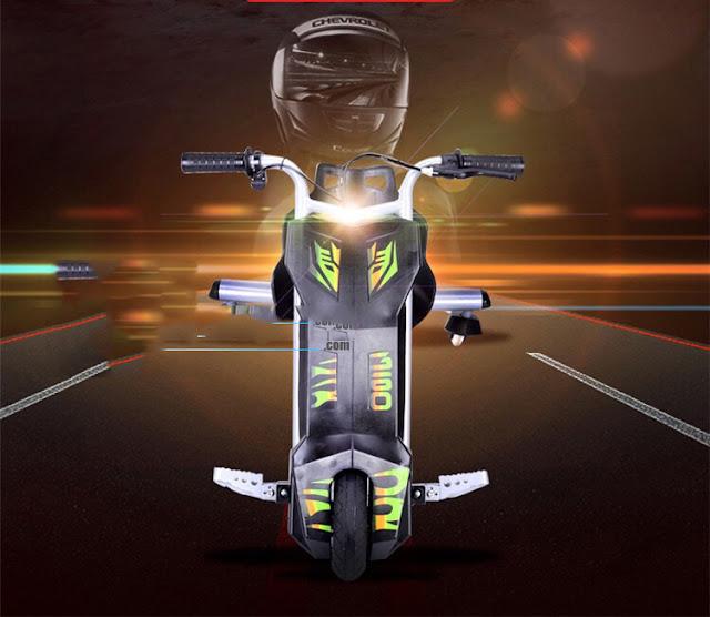 Xe diện 3 Bánh Drift Scooter dành cho trẻ em