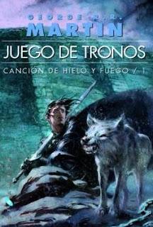 """""""Juego de Tronos. Canción de Hielo y Fuego I"""" de George R.R. Martin"""