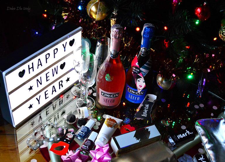 Udanej zabawy Sylwestrowej i szczęśliwego Nowego Roku Kochani! Lubię tak Avon CinCin