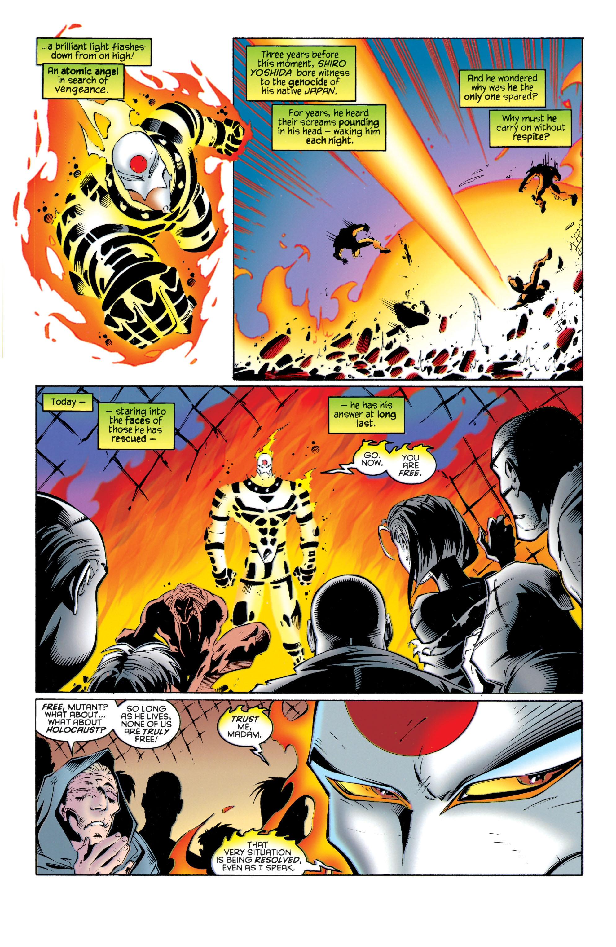 Read online Astonishing X-Men (1995) comic -  Issue #4 - 11