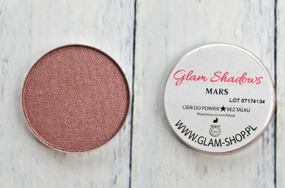 GlamShadows - Mars, glamshop.pl