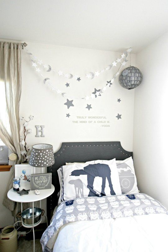 Star Wars Bedroom Decorations Inspiration For Childrens 6