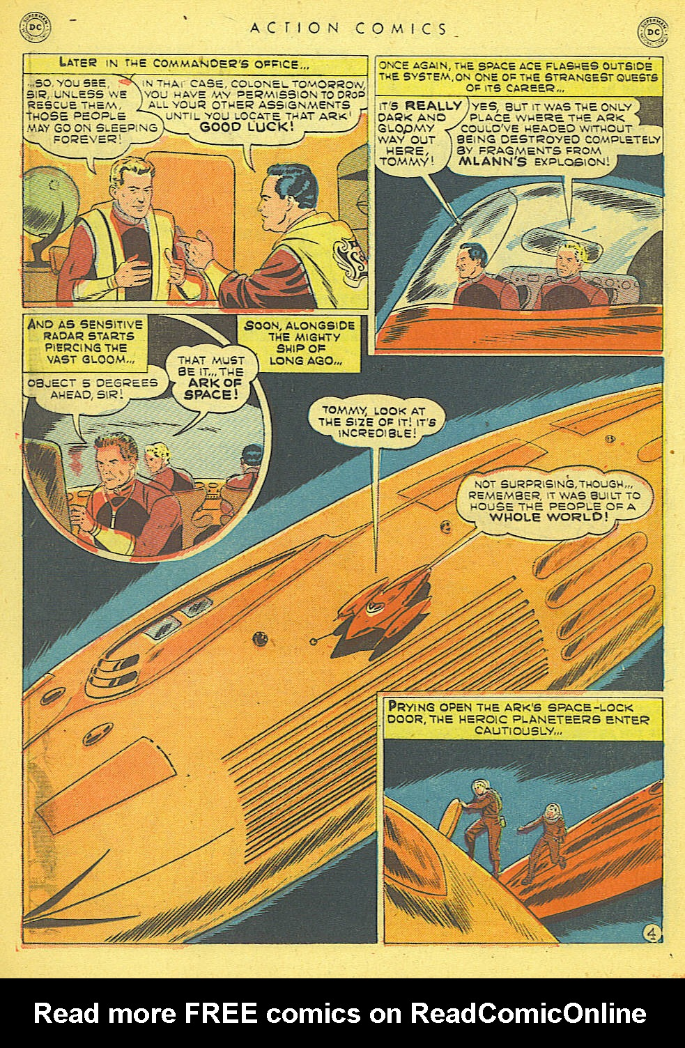 Read online Action Comics (1938) comic -  Issue #152 - 20