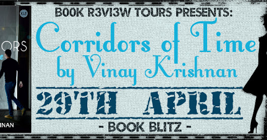 Book Blitz - Corridors of Time by Vinay Krishnan