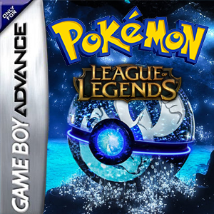 patched pokemon league of legends rom