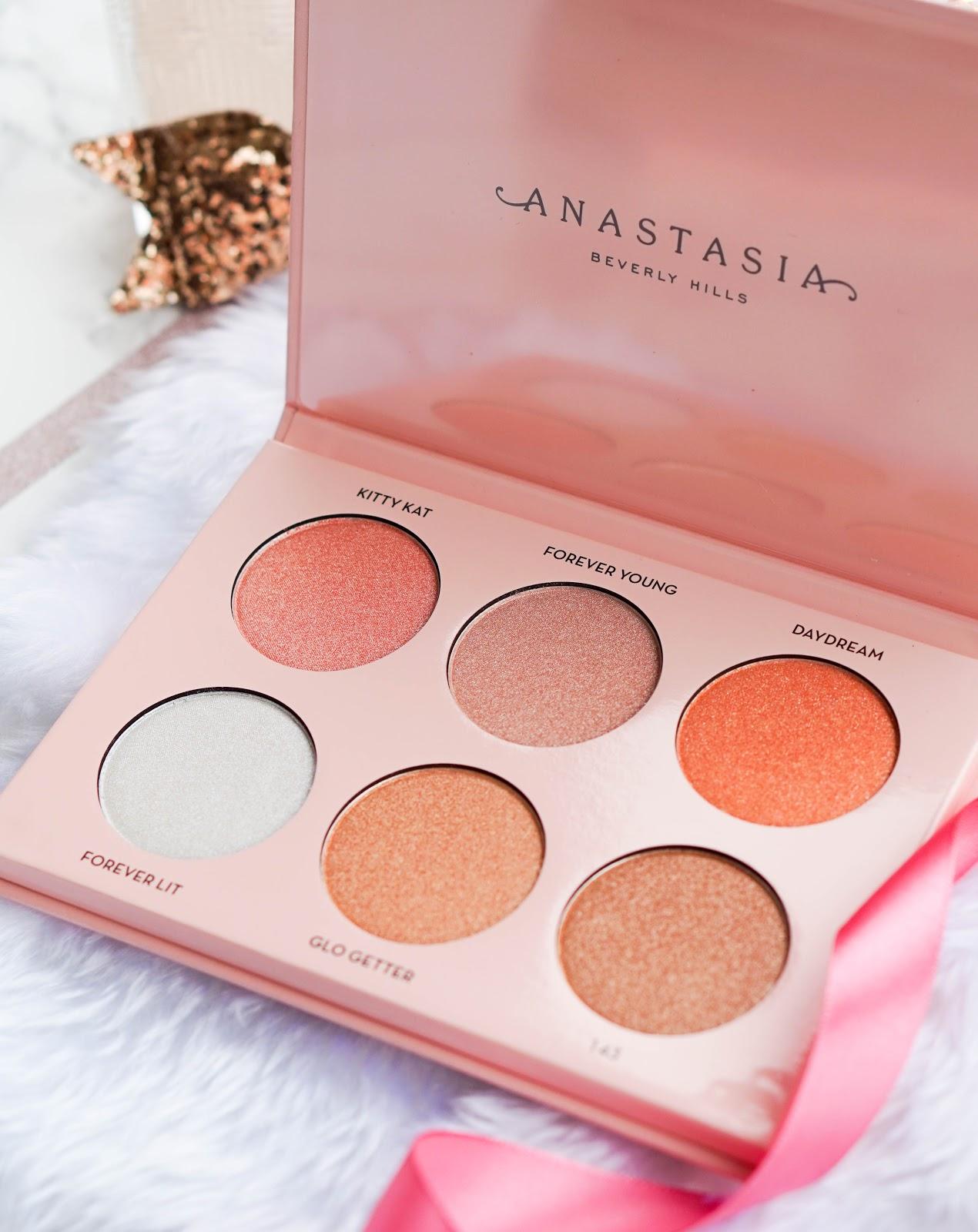 Anastasia Beverly Hills X Nicole Guerriro Glow Kit