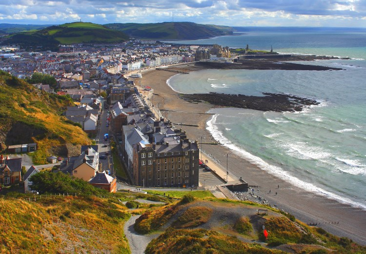 Aberystwyth, Best Places to Visit in Wales
