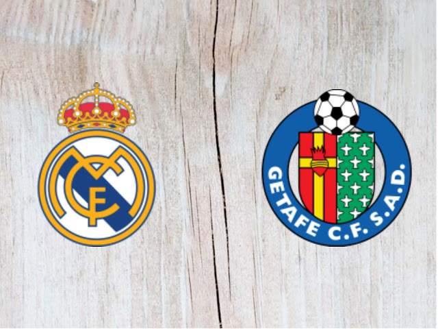 Watch Real Madrid vs Getafe Full Match & Highlights - 19 August 2018