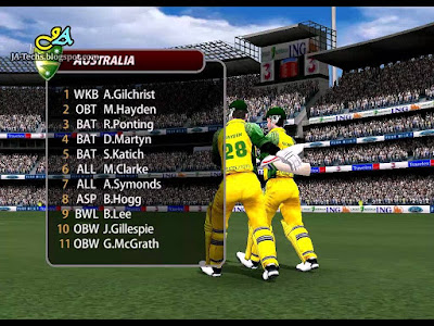 Download EA Sports Cricket 2005 Highly Compressed Game For PC