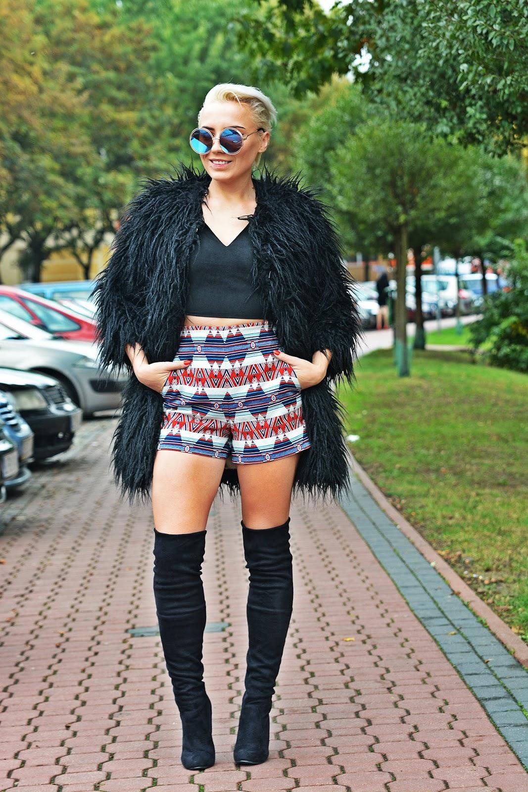 blogerka_modowa_futro_czarne_zara_karyn