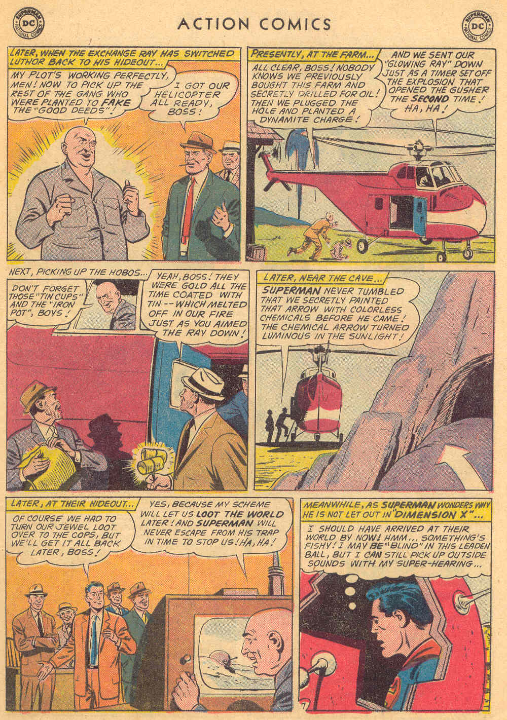 Read online Action Comics (1938) comic -  Issue #271 - 9
