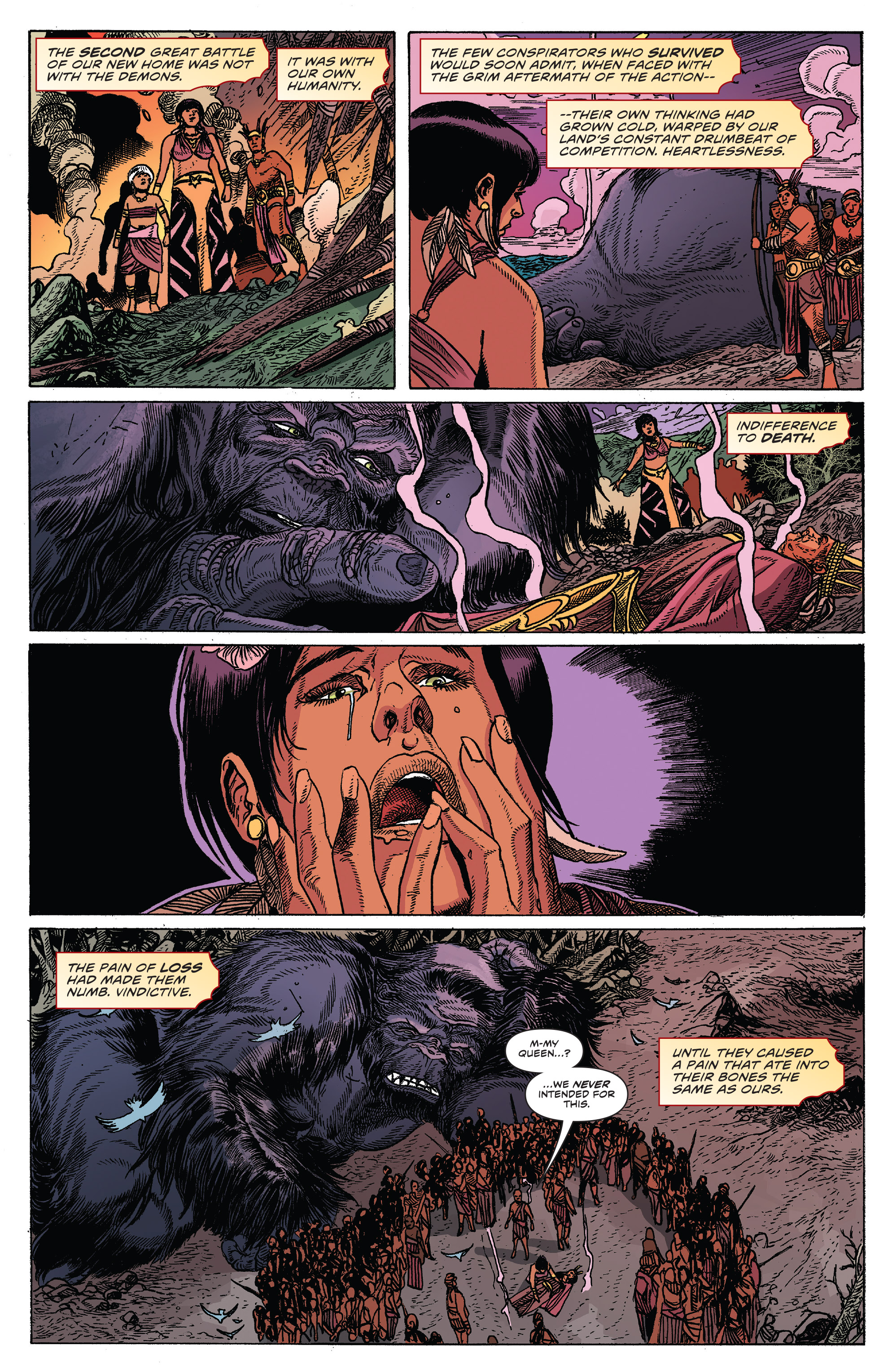 Read online Kong Of Skull Island comic -  Issue #12 - 20