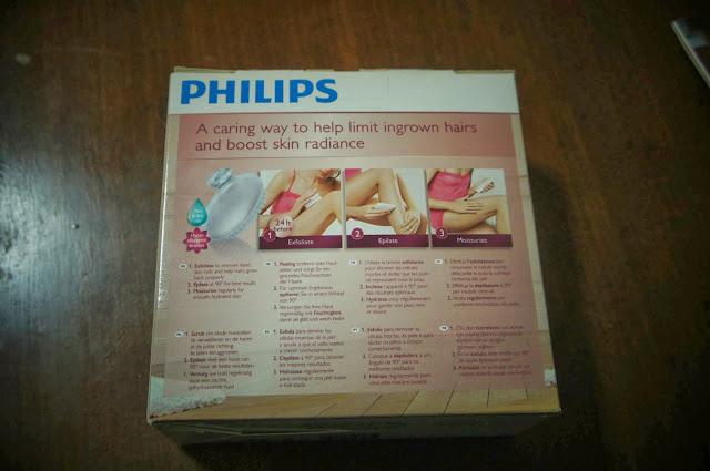 phillips epilator