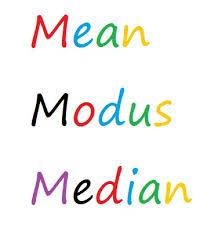 mean median modus data kelompok
