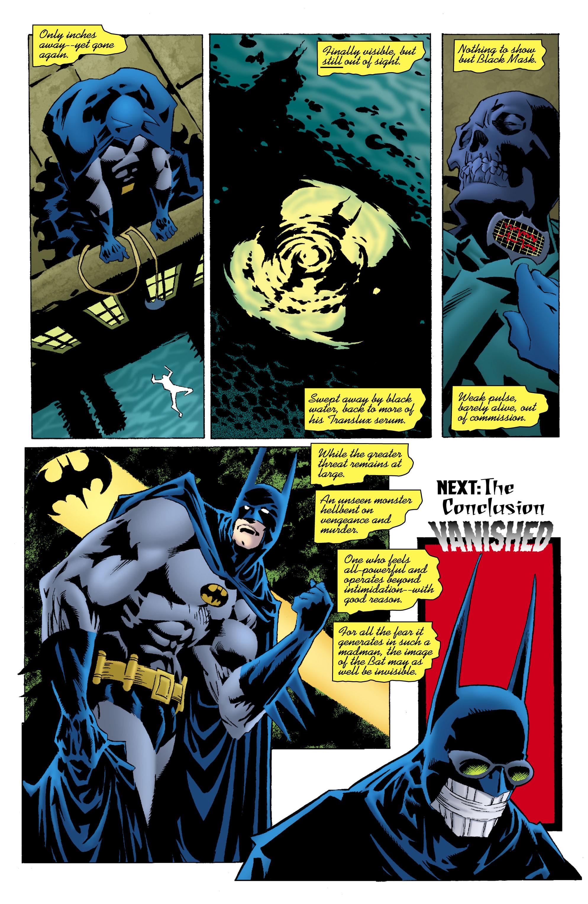 Read online Batman: Unseen comic -  Issue #4 - 23