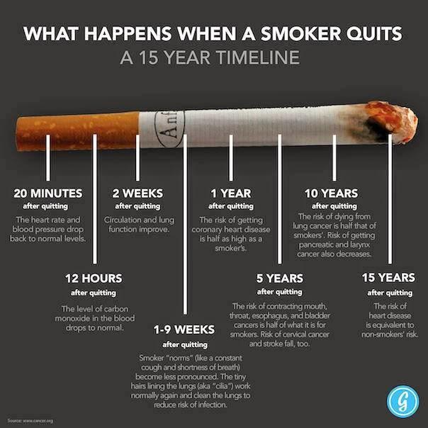 vivix shaklee untuk berhenti merokok